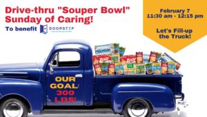 """Souper Bowl"" Sunday of Caring"